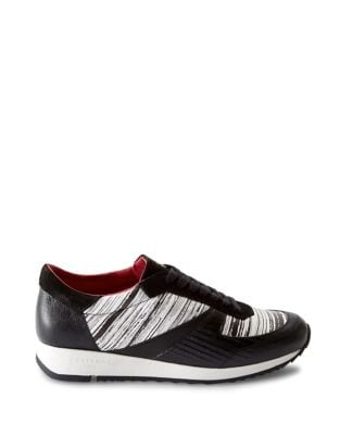 Lace-Up Leather Sneakers by Liebeskind Berlin