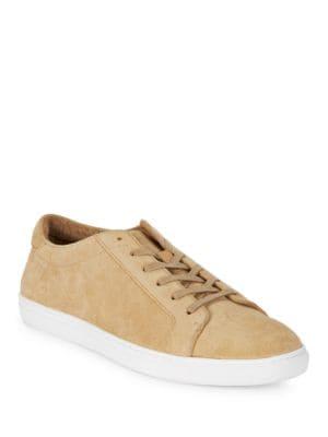 Kam Suede Sneakers @...