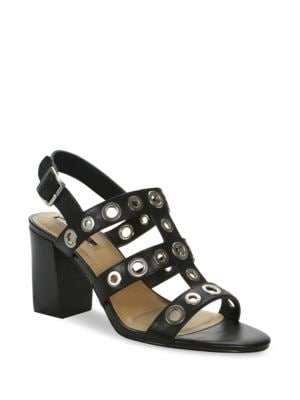 Photo of Advice Leather Sandals by Tahari - shop Tahari shoes sales