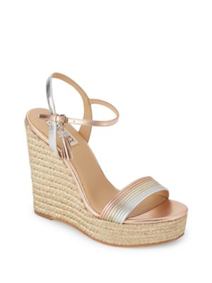 Trace Sandals by Badgley Mischka