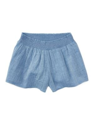Little Girls Chambray...