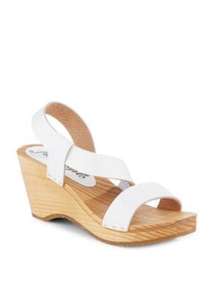 Photo of Dunebeach Leather Sandals by Free People - shop Free People shoes sales