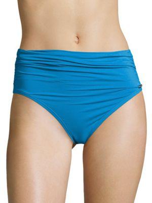 High-Waist Bikini Bottom by Vince Camuto