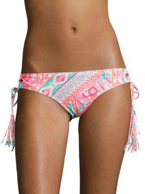 Playa It Cool Cheeky Bikini Bottom by Coco Rave