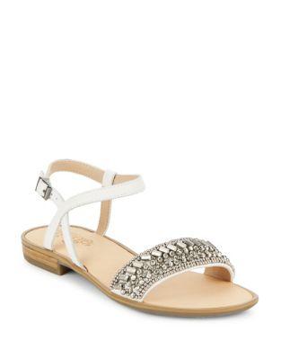 Gigi Leather Sandals by Latigo