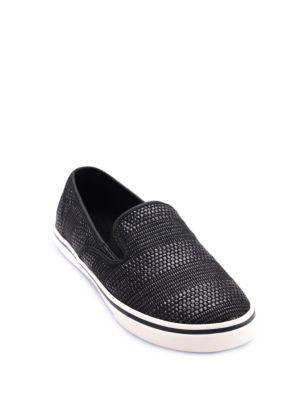 Janis Woven Sneakers by Lauren Ralph Lauren