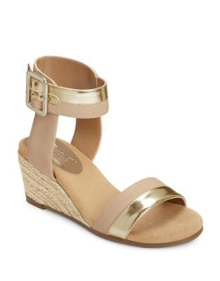 Spa Day Mid-Wedge Sandals by Aerosoles