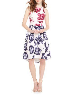 Floral Sleeveless Dress by RACHEL Rachel Roy