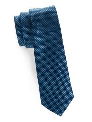 Diamond Patterned Tie...