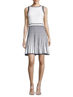 8f45dd7127e89d Macrame Bernadette Dress by Shoshanna