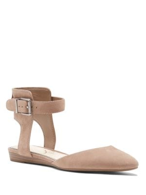 Loranda Leather Flats by Jessica Simpson