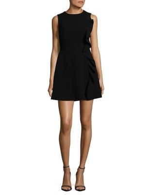 Ruffle Sleeveless Dress by Rachel Zoe