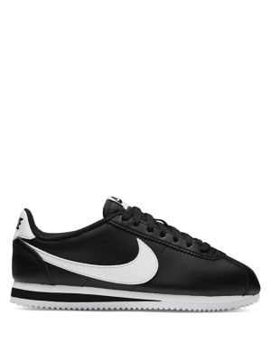 Women's Classic Cortez Leather Sneakers by Nike