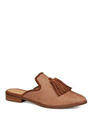 Delaney Leather Mules by Jack Rogers
