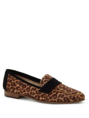 Elroy2 Suede Flat Loafer by Vince Camuto