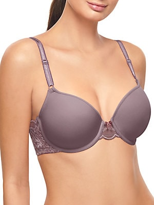 abf57a7213 Wacoal - Fire and Lace Contour Bra - lordandtaylor.com