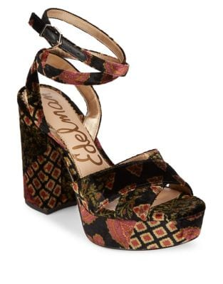 Mara Platform Sandals by Sam Edelman