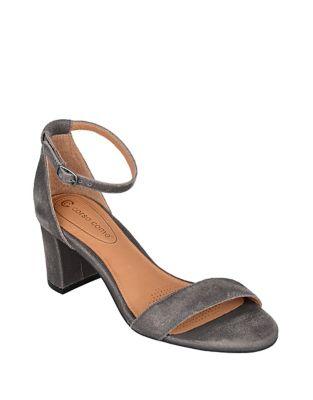 Caress Suede Sandals by Corso Como