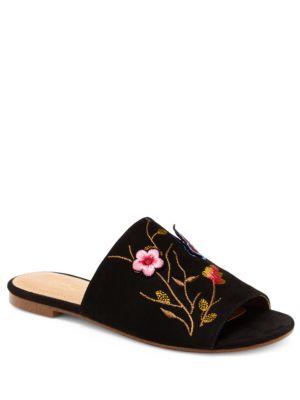 Valentina Slide Sandals by Nanette By Nanette Lepore