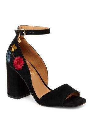 Martina Block Heel Sandals by Nanette By Nanette Lepore