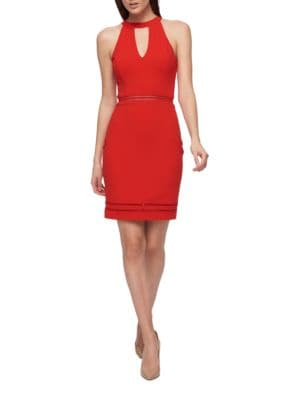 Halter Keyhole Dress by Guess