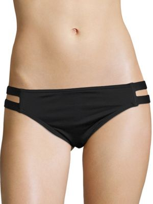 Cutout Bikini Bottom by Vince Camuto