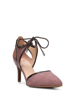 Darlis Suede Pumps by Franco Sarto