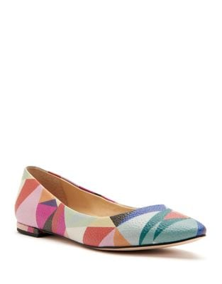 The Sister Geometric Print Flats by Katy Perry