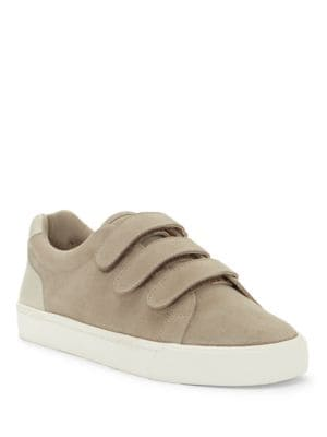 Bacar Leather Sneakers by Louise et Cie