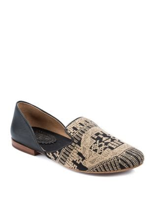 Alba Leather Smoking Loafers by Latigo