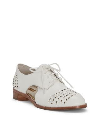 Felta Leather Oxfords by Louise et Cie