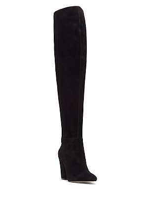 580fb702a18 Louise et Cie - Vernon Over-the-Knee Suede Boots - lordandtaylor.com