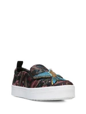 Leila Slip-On Sneakers by Sam Edelman