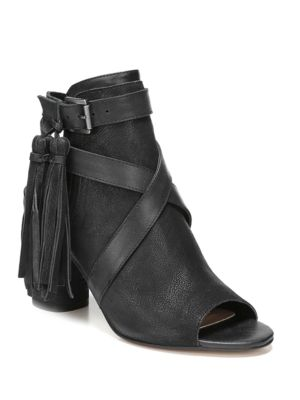 Vermont Leather Booties by Sam Edelman