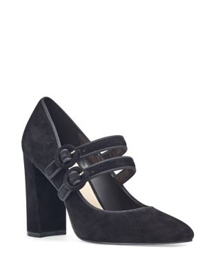 Dabney Suede Pumps by Nine West