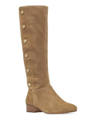 Oreyan Suede Boots by Nine West