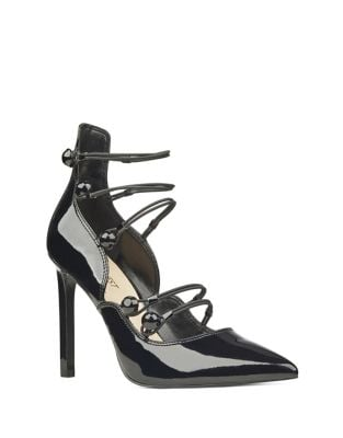 Tennyson Patent Leather Pumps by Nine West
