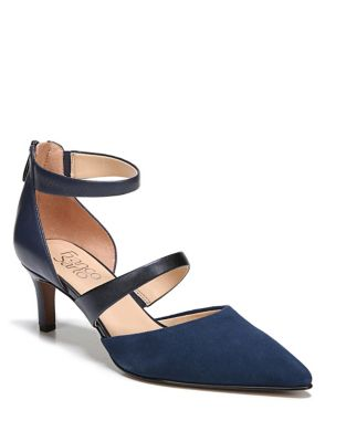 Davey Ankle-Strap Pumps by Franco Sarto