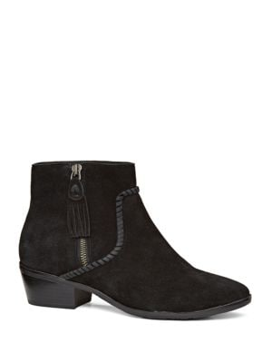 Dylan Suede Ankle Boots by Jack Rogers