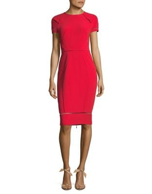 Carmine Knee-Length Dress by Phase Eight