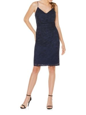 Venise Slip Cocktail Dress by Laundry by Shelli Segal