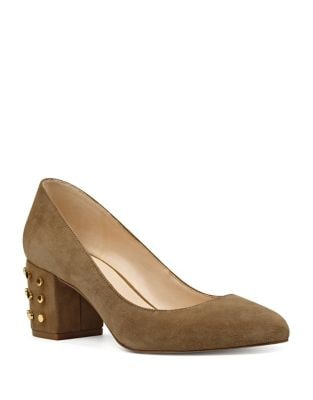 Cerys Suede Pumps by Nine West