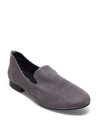 Marina Nubuck Loafers by Me Too