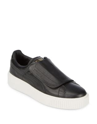 Basket Platform Sneakers by PUMA