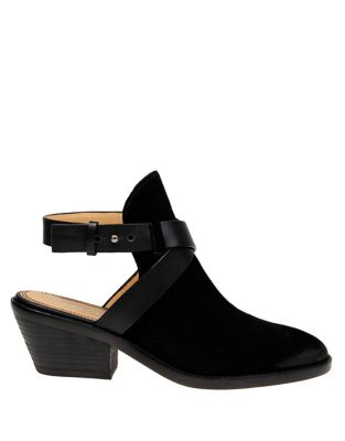 Dasha Block Heel Mules by Splendid