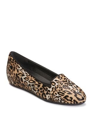 Cosmetology Amlle Hair Calf Loafers by Aerosoles