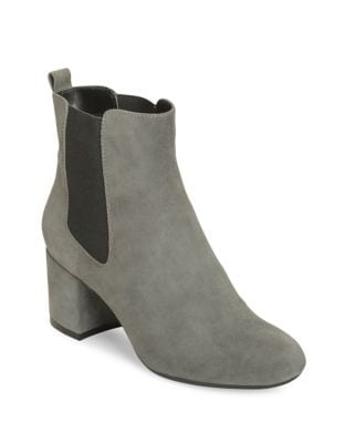 Stockholder Suede Boots by Aerosoles