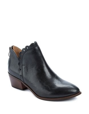 Scout Leather Ankle Bootie by Latigo