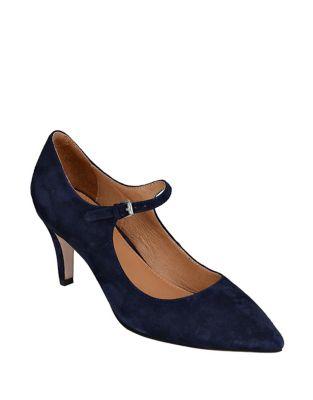 Photo of Coy Point-Toe Suede Pumps by Corso Como - shop Corso Como shoes sales