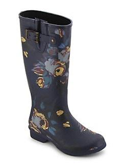Chooka Printed Rain Boots
